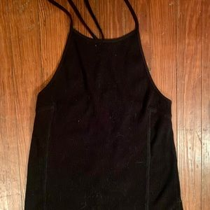 Free People Srappy Back Tank Top